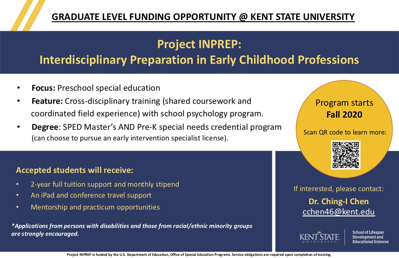 Project INPREP Flyer