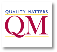Quality Matters Certified