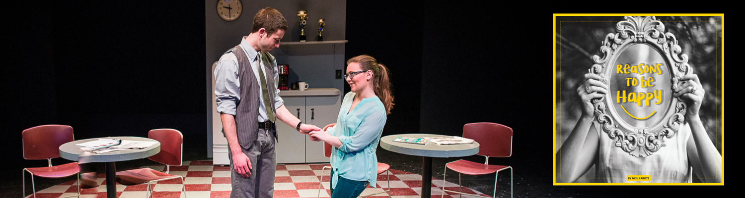 Reasons to be Happy theatre production
