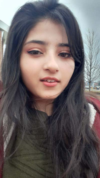 Photograph of Aakriti Poudel