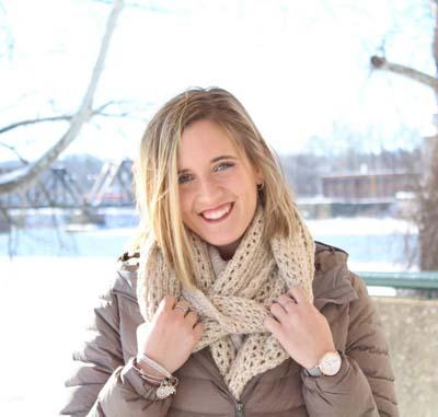 Photograph of Allison Losco