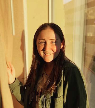 Photograph of Dinah Walter
