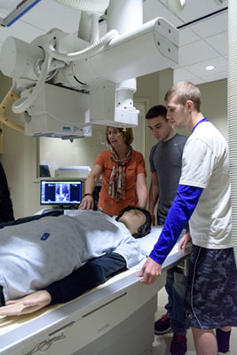Is a career in Radiology in your future?
