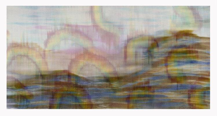Rainbow Fragment #10, Hildur Ásgeirsdóttir Jónsson