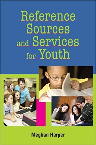 Reference Sources and Services for Youth (Cover)