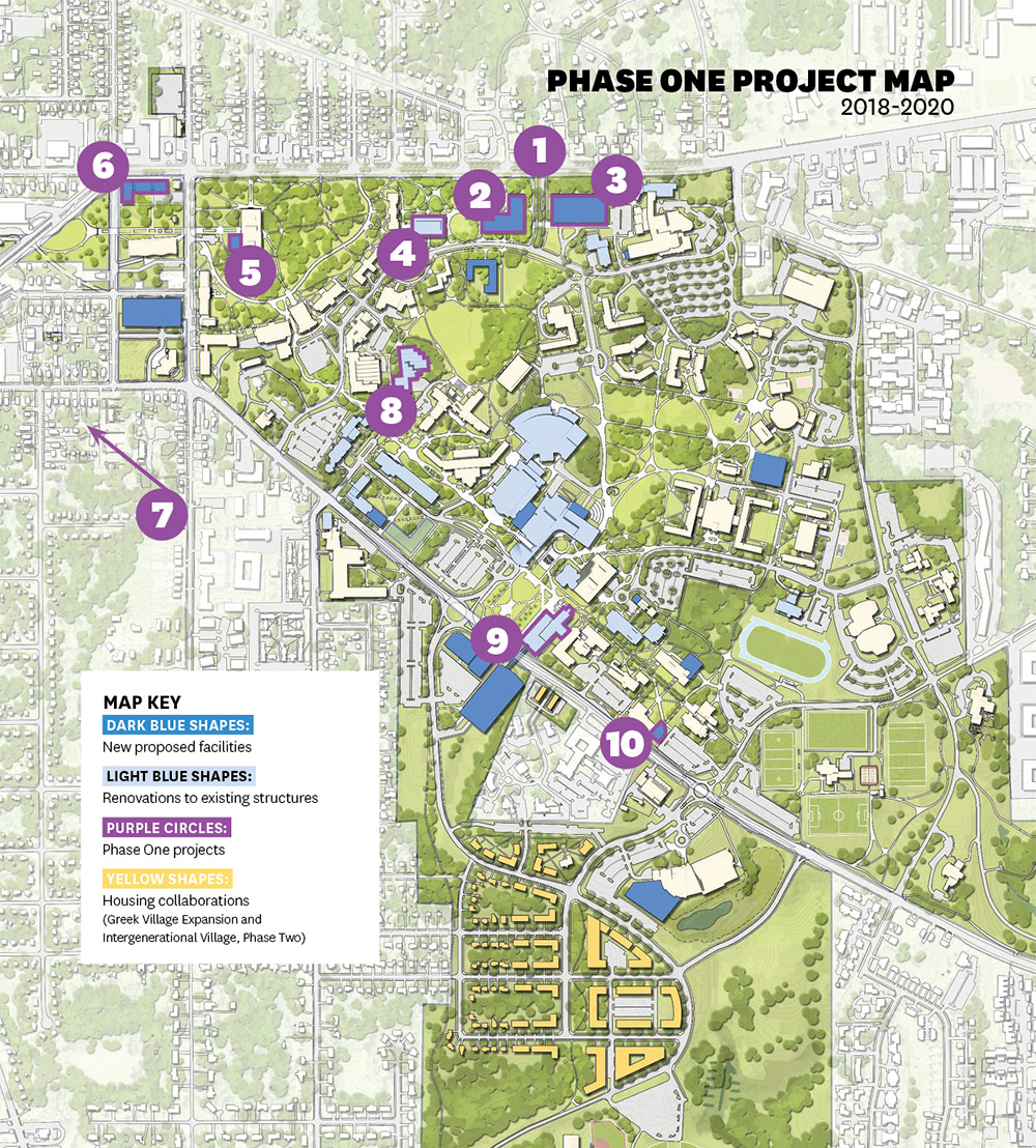 Phase One Project Map