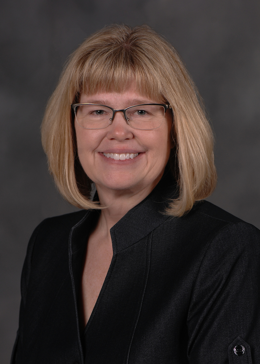 Amy Reynolds, Ph.D., Dean, College of Communication and Information
