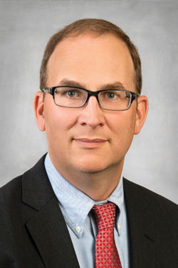 Richard Sweeney, BA '94, MA '97, MBA '11,