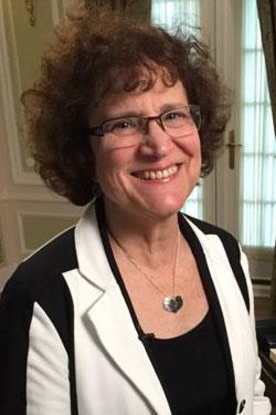 Ronna S. Kaplan, MA '79,