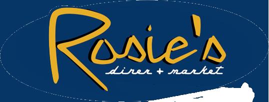 Rosie's Diner & Market Logo