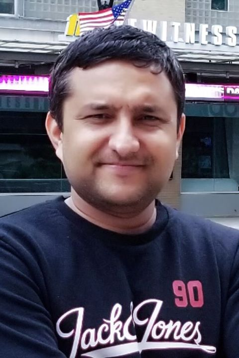 Sangeet Lamichhaney