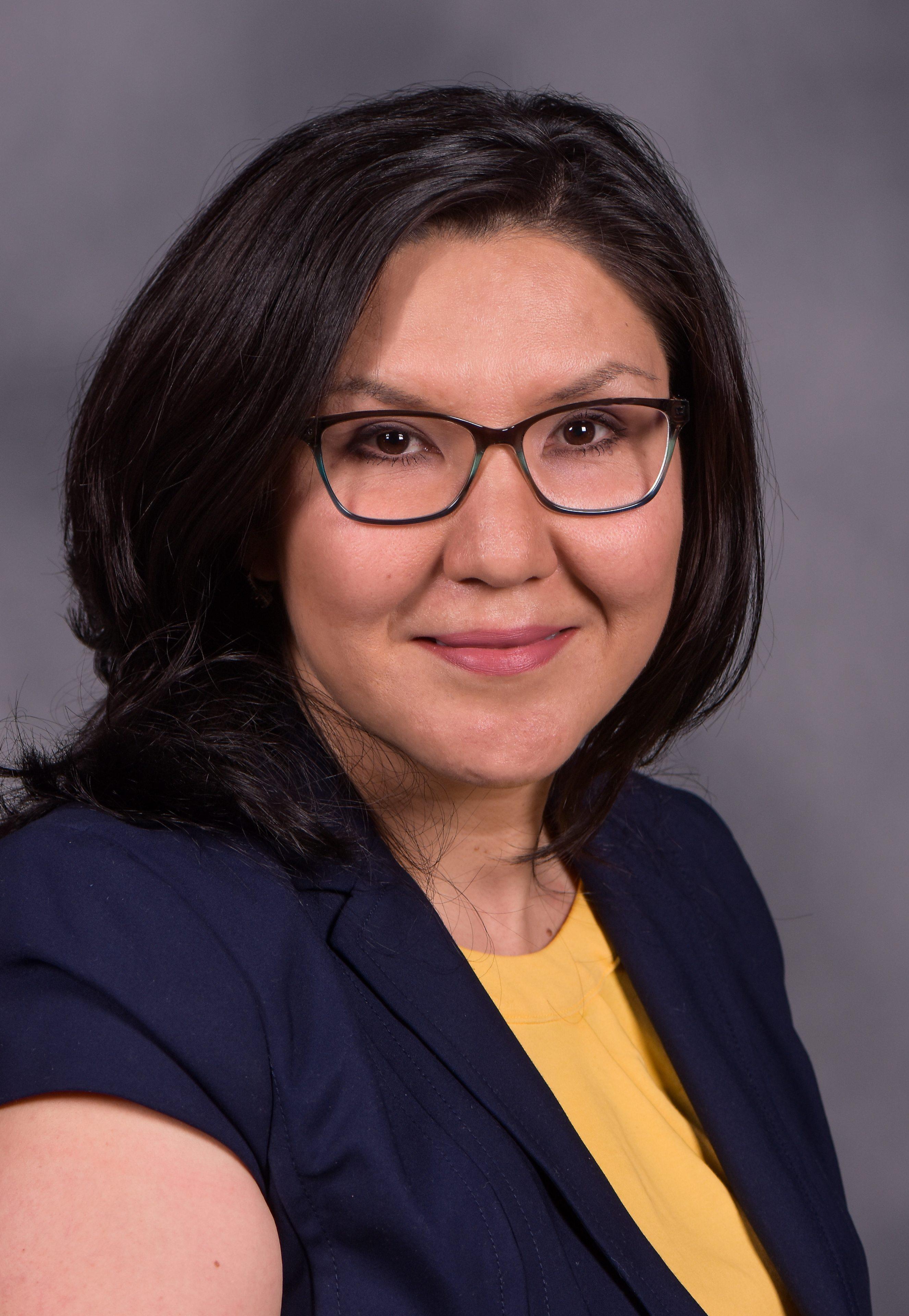 Photo of Maya Satlykgylyjova