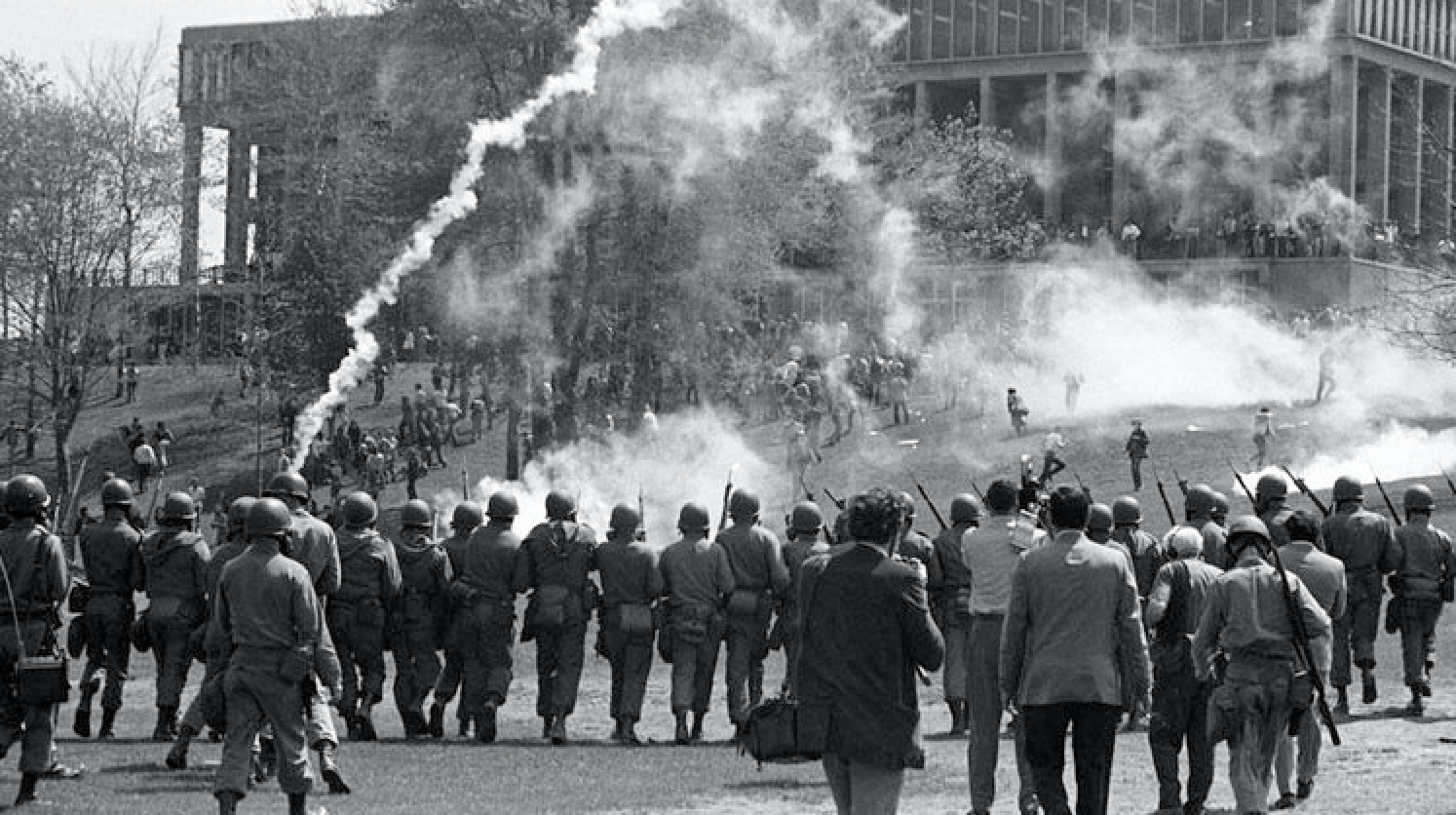 historic photo from May 4, 1970
