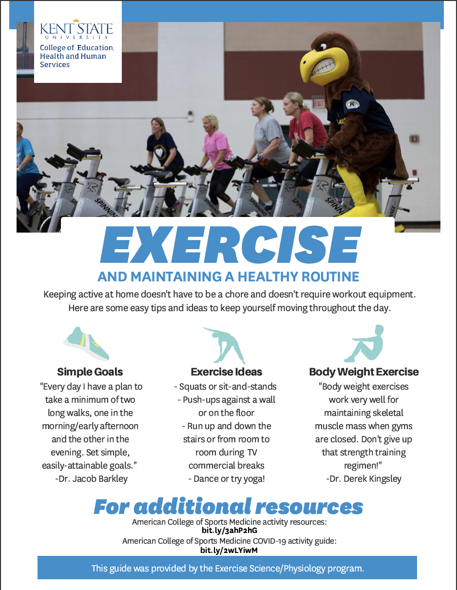Exercise Resource Guide