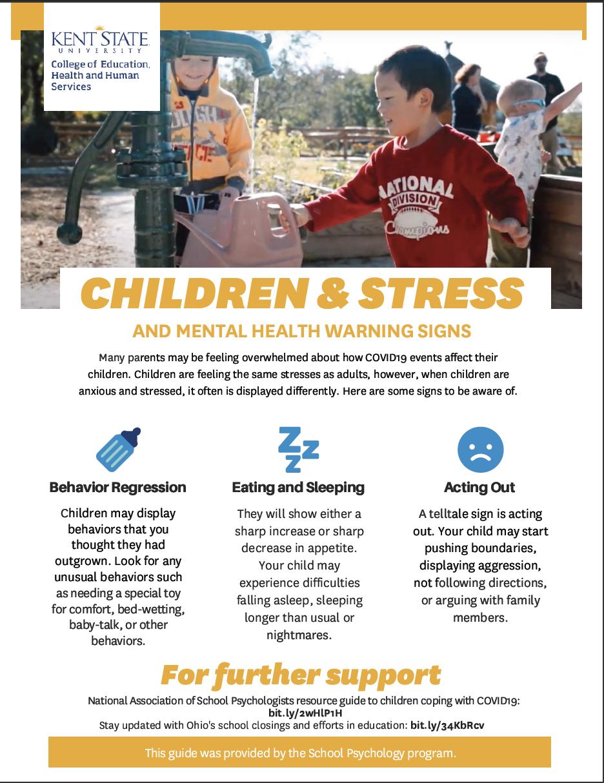 Children & Stress Resource Guide