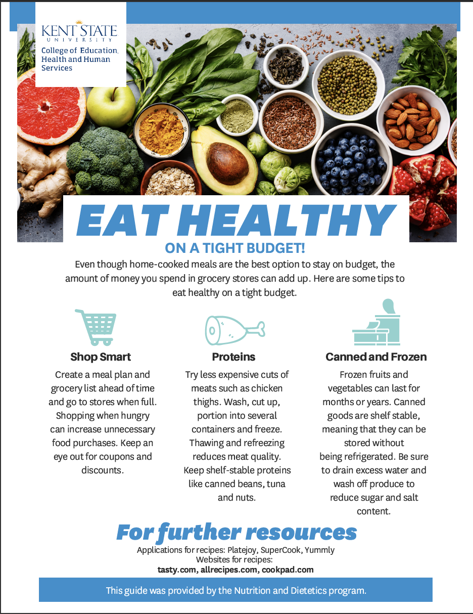 Eat Healthy Guide