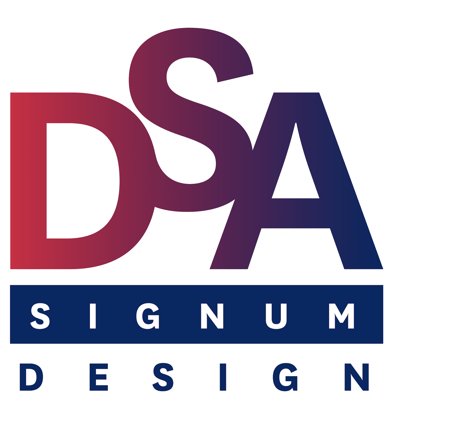 DSA Signum Design Logo