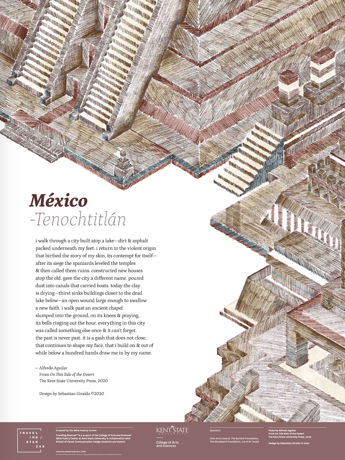 Mexico - Tenochtitlan