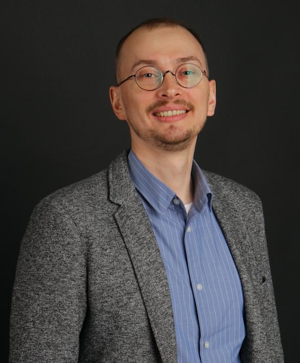 Headshot of Dr. Mikhail Bukhtoyarov