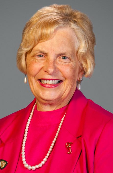 Headshot of Barbara Brunt.