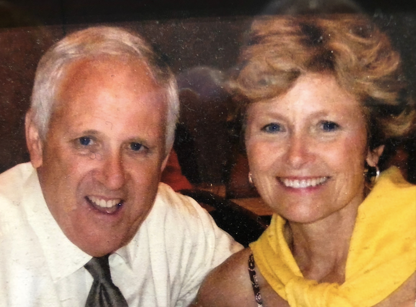 David & Janet Dix Headshot