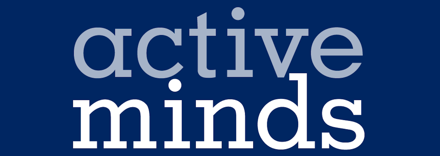Active Minds graphic