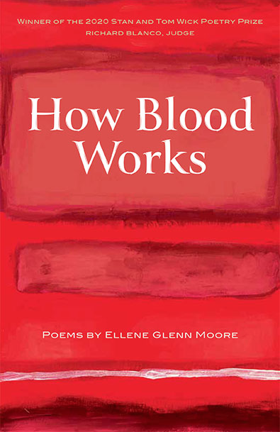 """""""How Blood Works"""" book cover"""