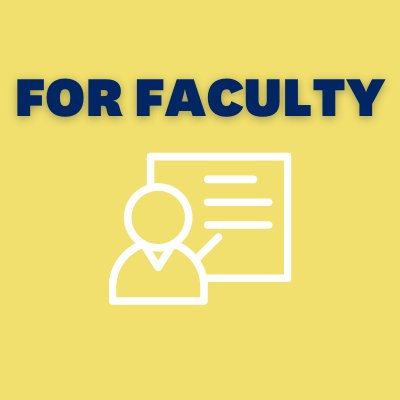 For Faculty