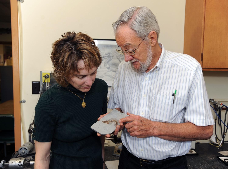Carrie Schweitzer and Rodney Feldmann