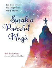 Speak a Powerful Magic Book Cover