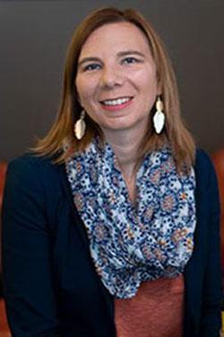 Stephanie Sweany, BS '05,