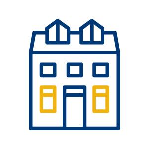 Student Housing Icon