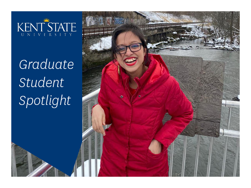 Student Spotlight: Sayoni Dutta