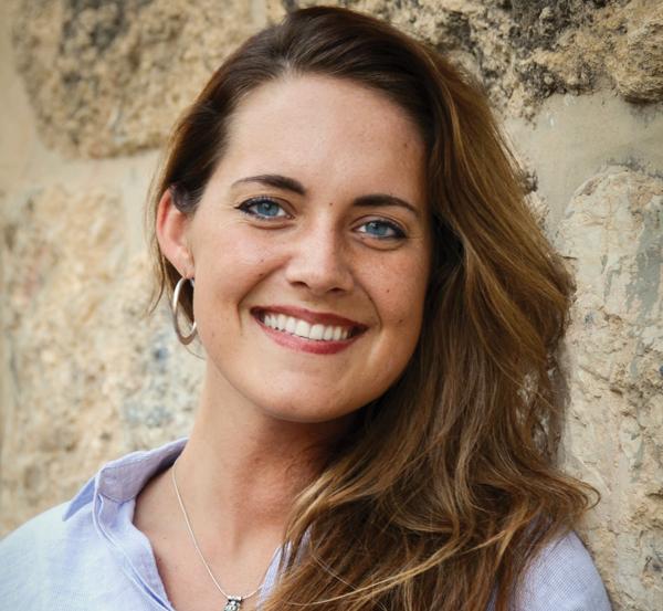 Megan Swoger, BA '18