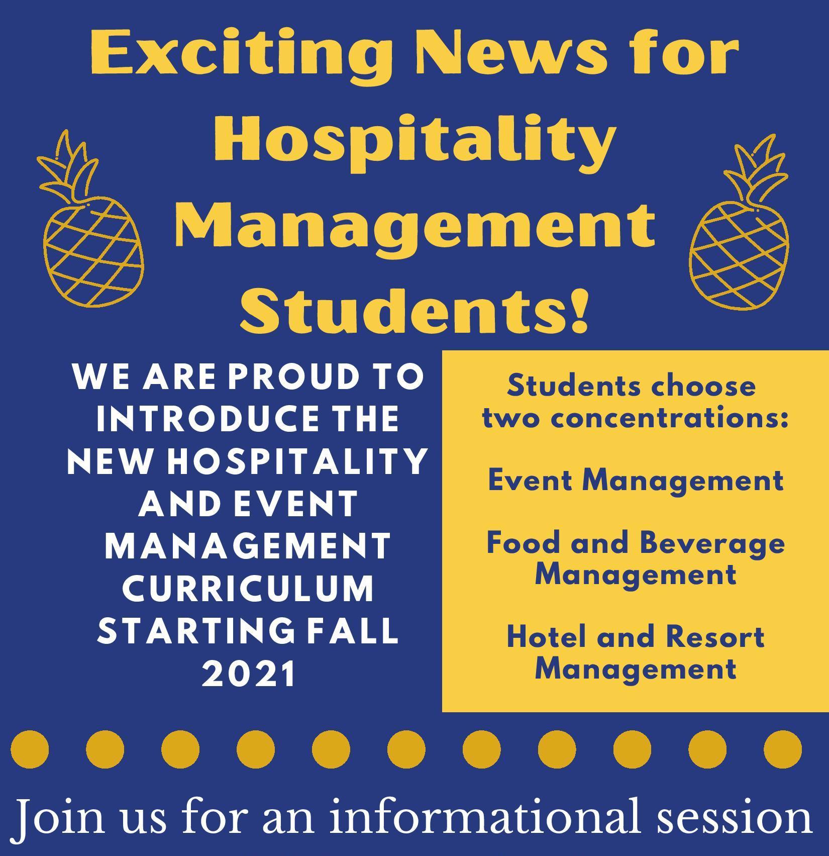 Student Invite Graphic