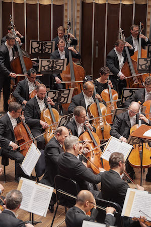 The Cleveland Orchestra Strings