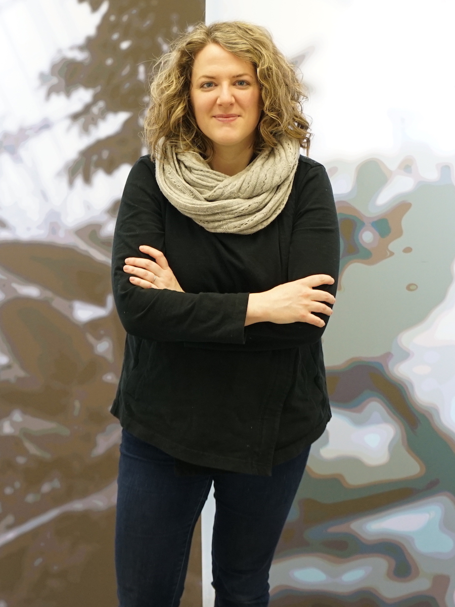 Taryn McMahon, Associate Professor of Studio Art and Photography at Kent State