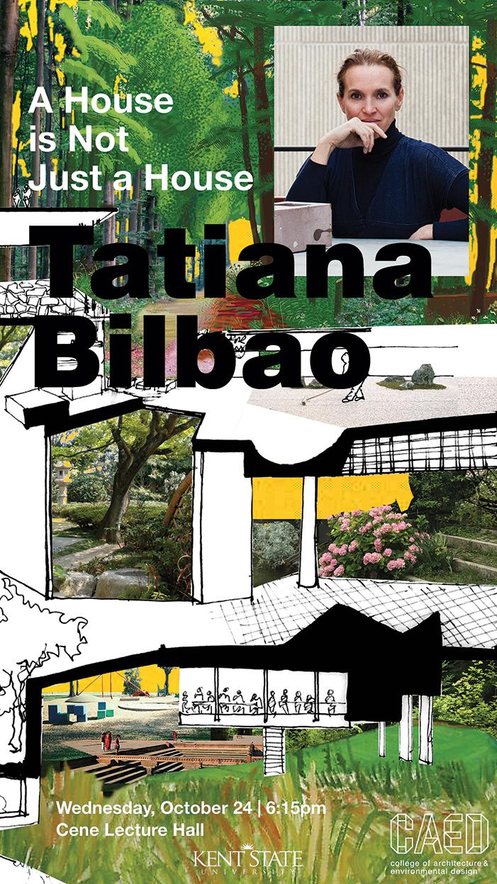 Tatiana Bilbao poster