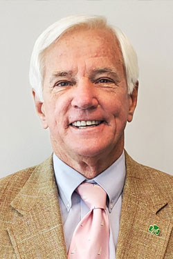 Terrence O'Donnell, BA '68,