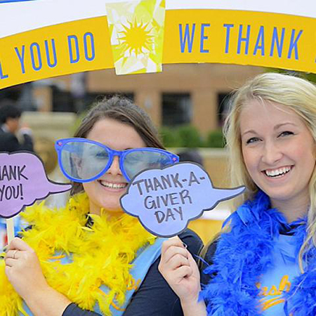 Kent State University will celebrate Philanthropy Week from April 16-21.