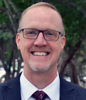 Todd Washburn, BS '88,