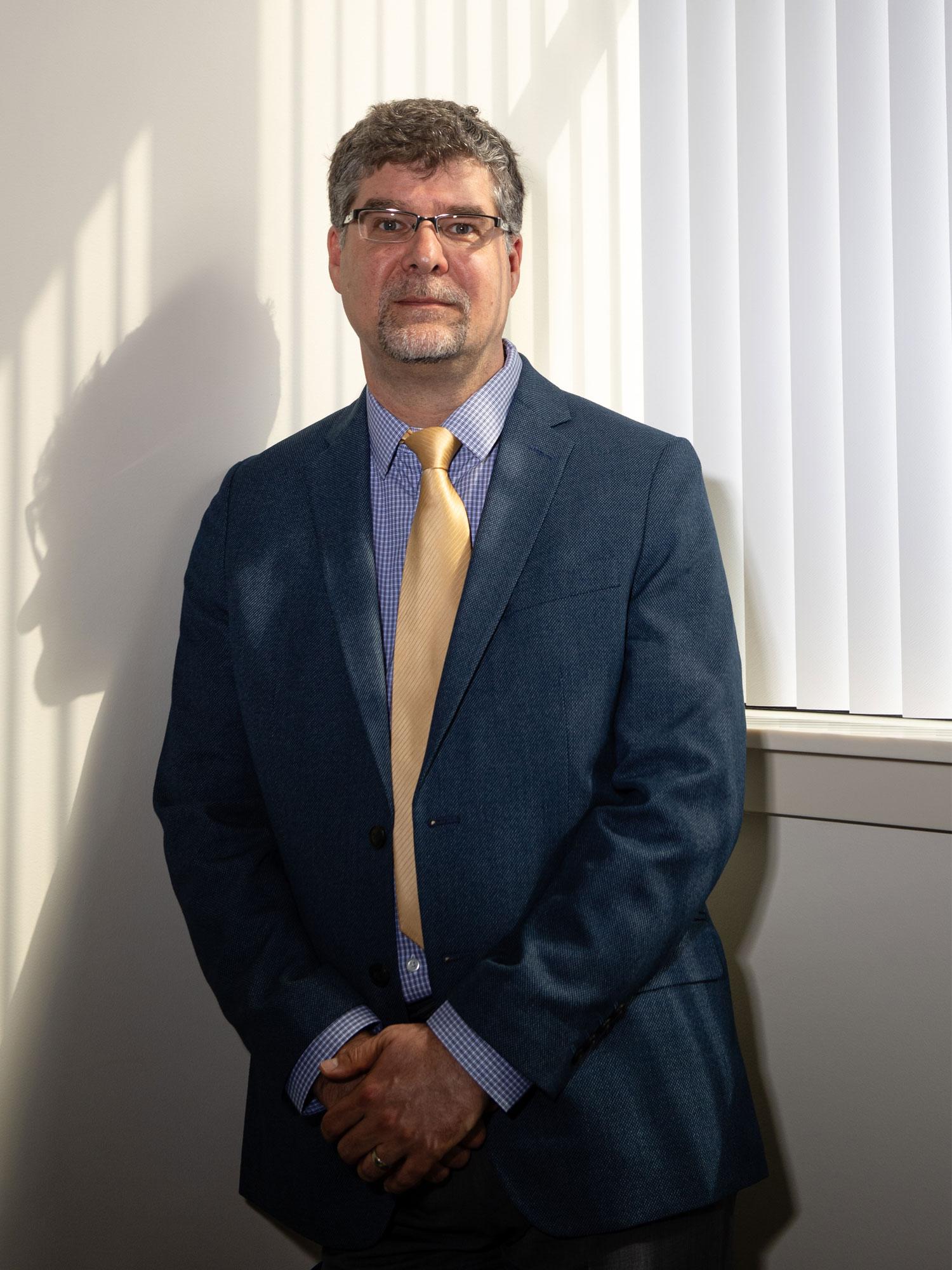 Torsten Hegmann, PhD