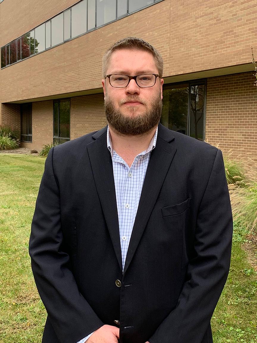 Photo of Dr. Jim Tudhope