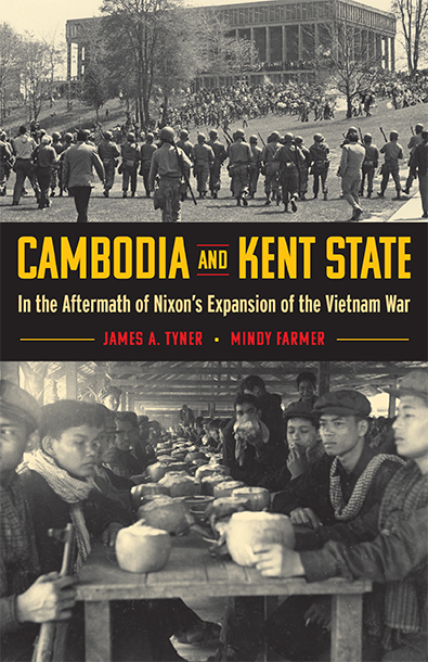 Cambodia and Kent State book