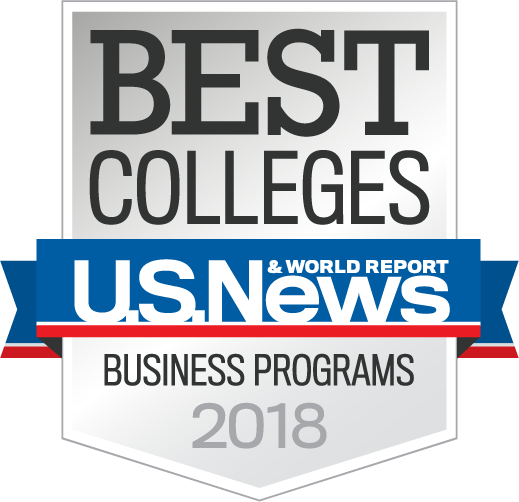 Best Colleges Seal 2018