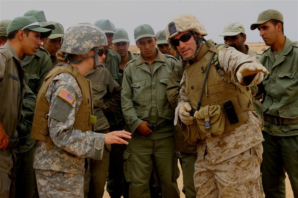 translation studies for military