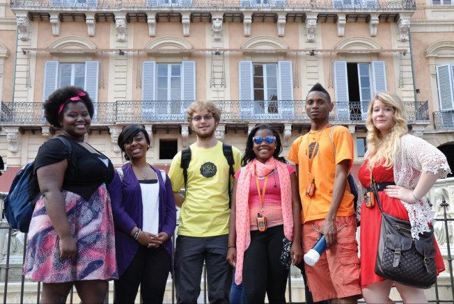 KSU Study Abroad program featured on U.S. News and World Report