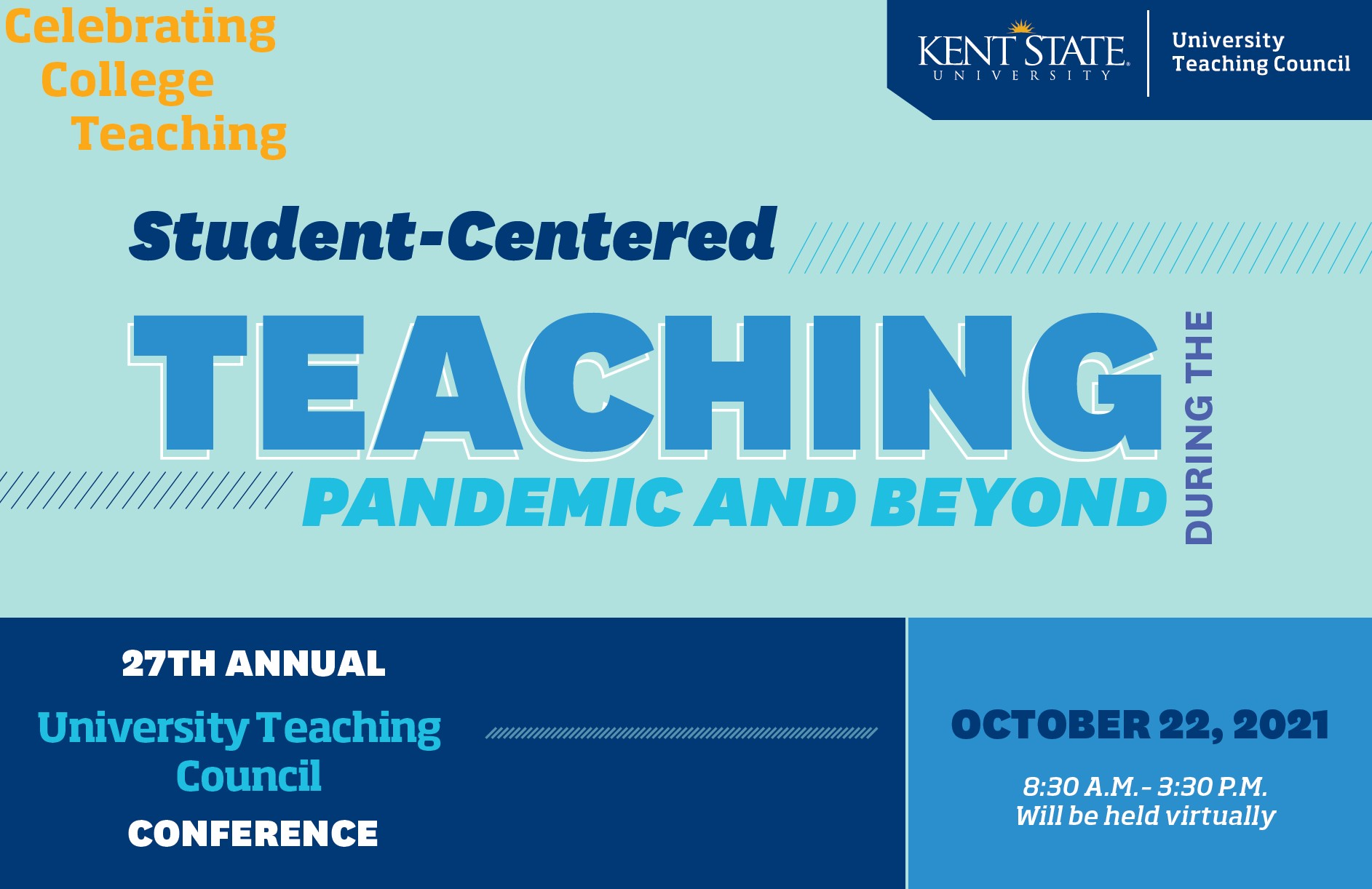 Celebrating College Teaching Save the Date