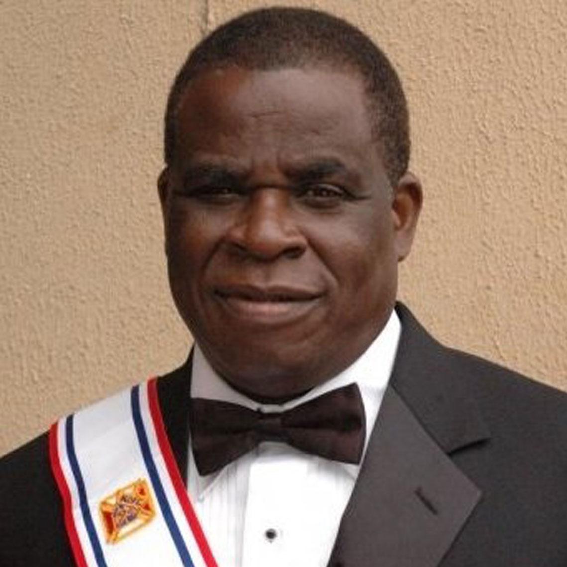 Victor Osagie Aimiuwu, PhD '76