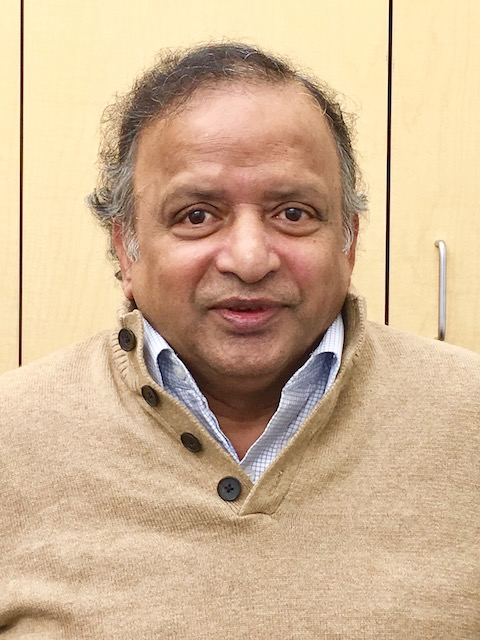Srinivasan Vijayaraghavan, Ph.D., Professor of Biological Sciences at Kent State